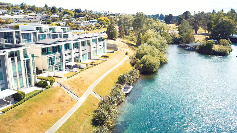 Riverside Apartments Taupo NZ