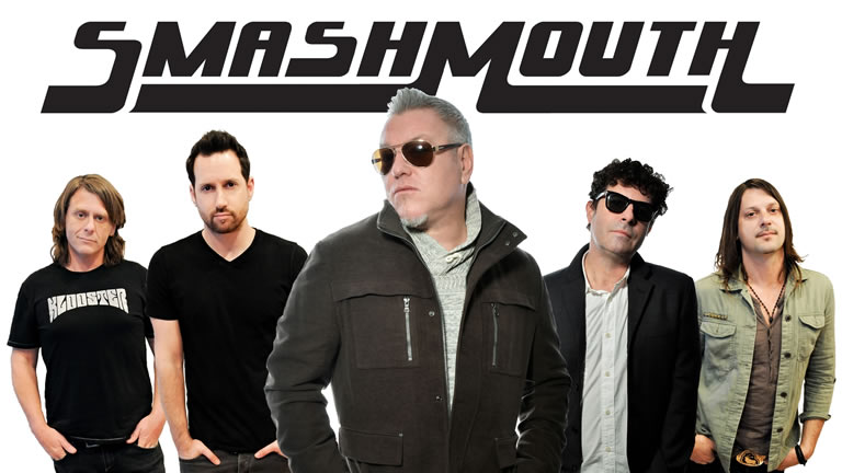 2020 Taupo Summer Concert featuring Smash Mouth