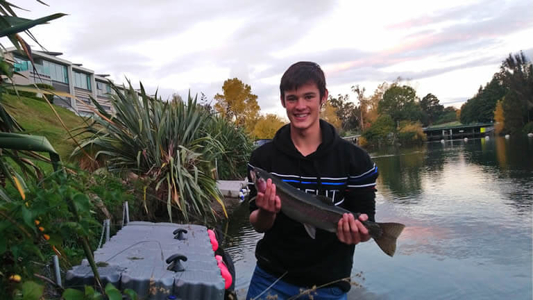Rainbow Trout Taupo NZ