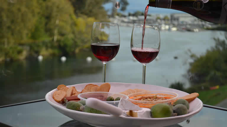 Food and wine Taupo